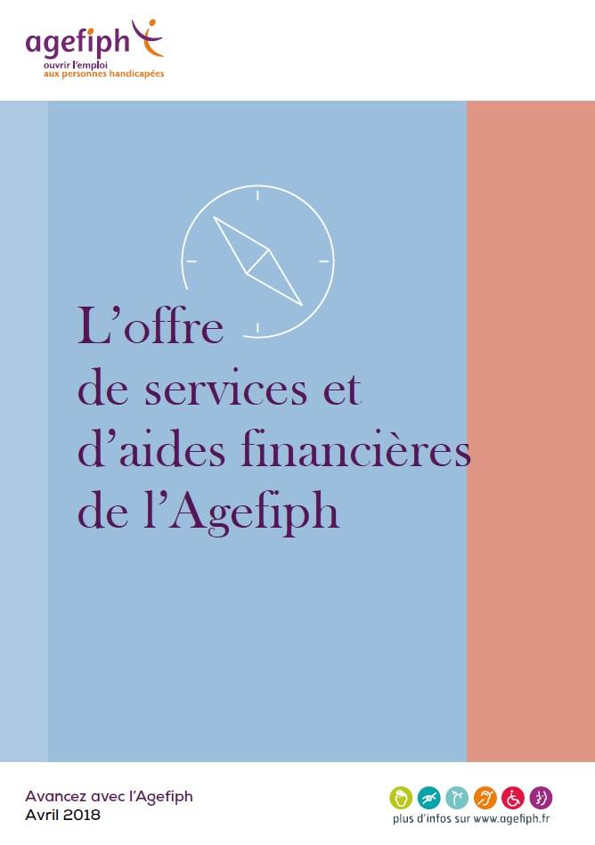 Offres et services d'aides financières de l'Agefiph